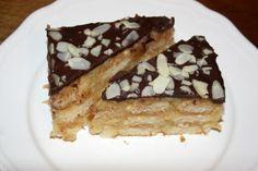 Nepečený jablkový koláč - recept