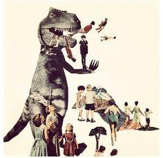 Artistic Dino