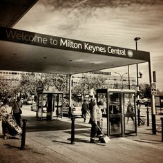 "See 261 photos and 66 tips from 7705 visitors to Milton Keynes Central Railway Station (MKC). ""Fast London service from platform 4 usually. Milton Keynes, Places To See, Things To Do, England, Explore, London, History, Travel, Things To Doodle"