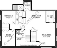 1000 ideas about bi level homes on pinterest split for Edesign plans