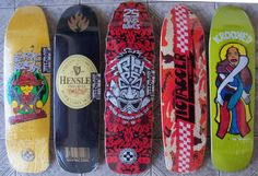 Novos decks Black Label e Krooked