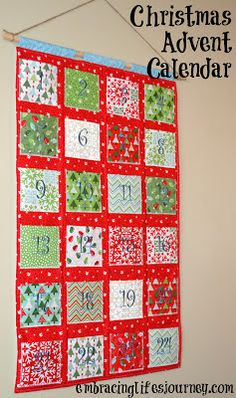 Embracing Life's Journey: An advent calendar that would make mom proud!
