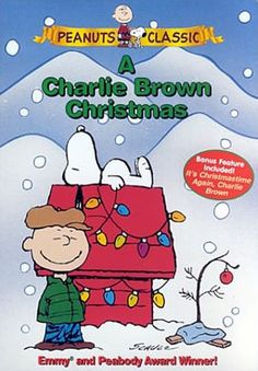 "Christmas Special TV Memory lane... The Peanuts Christmas ""A Charlie Brown Christmas"""