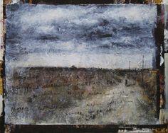 NATALYA ZALOZNAYA. The Way Home. Acrylic on Canvas.