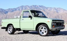 1970 Toyota hilux Pickup.  I need this to go along with my 1971 Cactus Green Datsun 510!