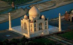 印度的泰姬陵 - 建筑骑行者 - 建筑骑行者