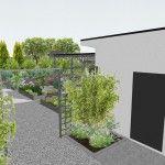 Funkisträdgård med 6 rum & kök – FRÖ arkitektur Rum, Rome