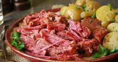 Union Chef: St. Patrick's Day Slow Cooked Corned Beef
