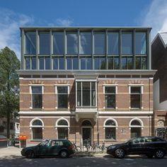Hund Falk architecten, W99, Amsterdam