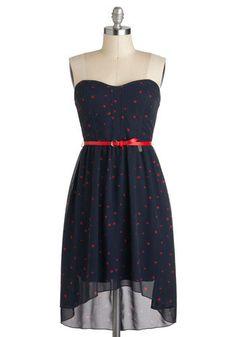 Strapless Dresses, Vintage-Style & Cute Strapless Dresses | ModCloth