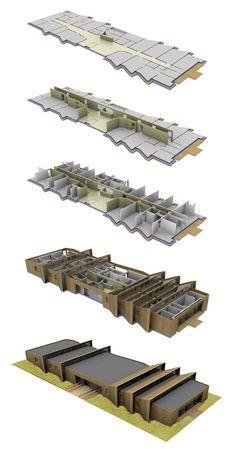 Galería de Centro clínico municipal / studiolada architects - 30