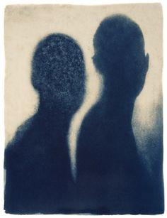 In Plato's Cave / Cyanotype (Toned), 2011 - Paul Karabinis Sarah Moon, Arte Black, Alternative Photography, Cyanotype, Character Aesthetic, Figure Painting, Dark Art, Aesthetic Pictures, Bunt
