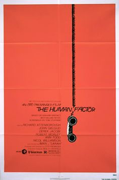 Saul Bass - The Human Factor