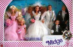 Midge and Allen Wedding Party
