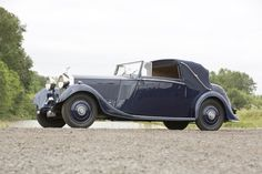1935 ROLLS-ROYCE 20/25HP FOURSOME DROPHEAD COUPE