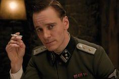 Michael Fassbender in Inglourious Basterds