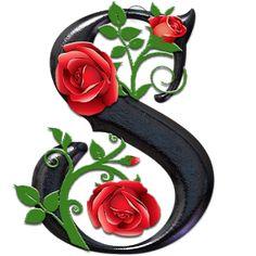 Alphabet Images, Alphabet Design, Monogram Alphabet, Beautiful Love Pictures, Samantha Pics, Alphabet Wallpaper, Beautiful Rose Flowers, Hd Wallpaper Android, Aishwarya Rai Photo