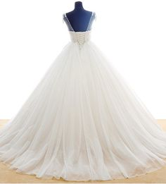 Tailor-made 'Emeliana' Wedding Gown £449.99 Available in any colour! Any size including custom-size(made to your measurements) Customize to suit your requirements i.e add straps @ www.tailorwedding.com
