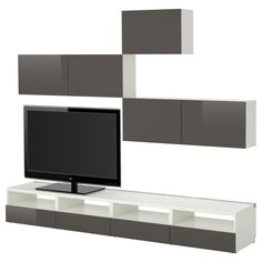 best tv storage combination whitetofta ikea tv