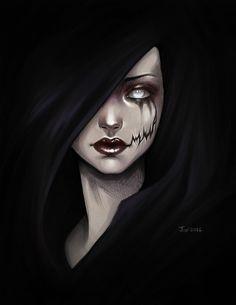 Mona by sashajoe on DeviantArt