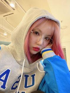 Image about eunha in k-girls by c on We Heart It South Korean Girls, Korean Girl Groups, Jung Eun Bi, G Friend, I Icon, Pledis Entertainment, Waldorf Dolls, Korean Singer, K Idols