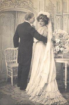 noiva anos 20