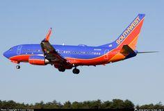 N445WN Southwest Boeing 737-700