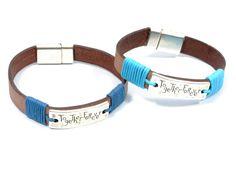 together forever couples bracelets, boyfriend girlfriend jewelry, engraved leather bracelet, gifts for couples, gay couples bracelet