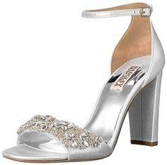 ee71ec9bb5a9 Badgley Mischka Women s Barby Dress Sandal