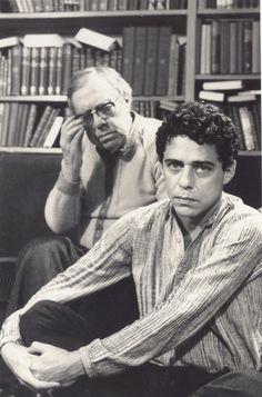 Chico Buarque e seu pai, Sérgio Buarque: São Paulo 1981