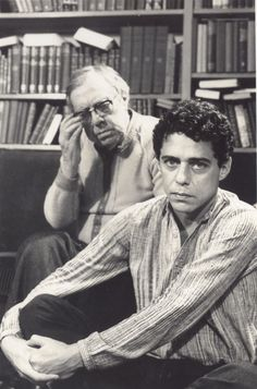 Chico Buarque e Sergio Buarque de Hollanda