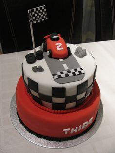 Auto Taart Car Cake