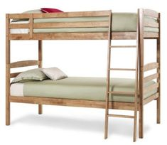 Rokeby Bunk Bed High Sleeper Bedroom Furniture Sleeper Modern Cabin Children Kid Enjoy this Cheap Offer. At Luxury Home Brands WE always Find Great Stuff for you :) Oak Bunk Beds, Bunk Beds For Boys Room, Adult Bunk Beds, Bunk Beds With Stairs, Kid Beds, High Sleeper, Loft Spaces, Bedroom Furniture, Luxury Homes