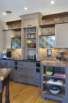 Easy Ways to Add Interest to the Kitchen - Conestoga Tile