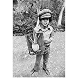 #10: Michael Jackson 8x10 Photo B&W Young Michael Wearing Cap Holding Picture of Brushes in Vase kn http://ift.tt/2cmJ2tB https://youtu.be/3A2NV6jAuzc