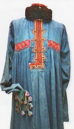 Калмыцкое платье
