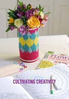 Cultivating Creativity // Twin Stripe