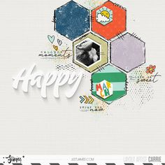 Happy - Scrapbook.com