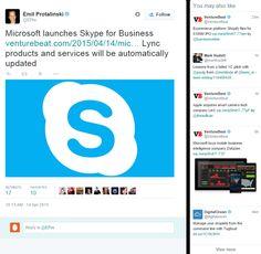 Twitter inicia las pruebas de nueva columna con tweets relacionados en páginas de tweets individuales