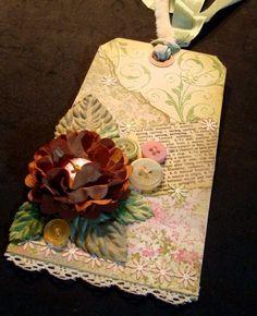 homemade gift tag