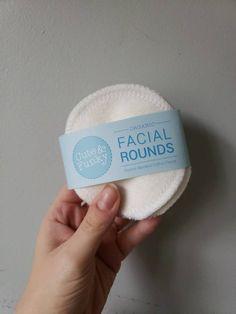 Reusable Cotton Rounds 10 Washable Organic Bamboo Makeup Remover Facial Toner Pads Reusable Cotton R Facial Toner, Facial Cleansing, Gifts For Friends, Gifts For Mom, Makeup Remover Pads, Makeup Removers, Nursing Pads, Organic Makeup, Makeup Yourself