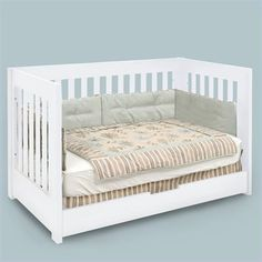babyletto mercer convertible crib $399