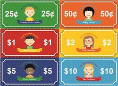 Teaching children about money is an important task for any parent. Make it fun with a free chore chart and inspire your kids to learn healthy money habits.