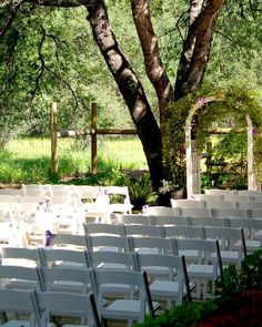 One of our ceremony sites