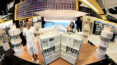 World Duty Free Group escapes into summer with Moët Ice Impérial launch | TheMoodieReport.com