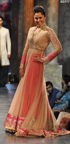 Scintillating Design Lehenga Eid Collection Designer Bridal Wedding Anarkali Lehenga Kameez ED777