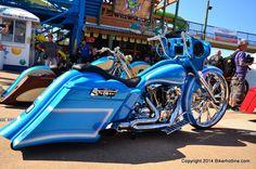 73 Daytona bike week 442