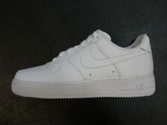 new styles 7b7c5 0cec2 Idée et inspiration Sneakers Nike Image Description NIKE A.F.1 LOW WHITE Nike  Air Force,