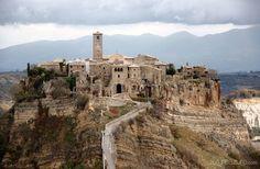 Civita di Bagnoregio: The Dying City - azureazure.com