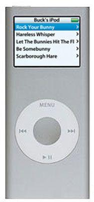 apple ipod nano 2nd generation silver 2gb works fine a447 ebay how rh pinterest com ipod shuffle 2gb instruction manual iPod Nano Shuffle Manual